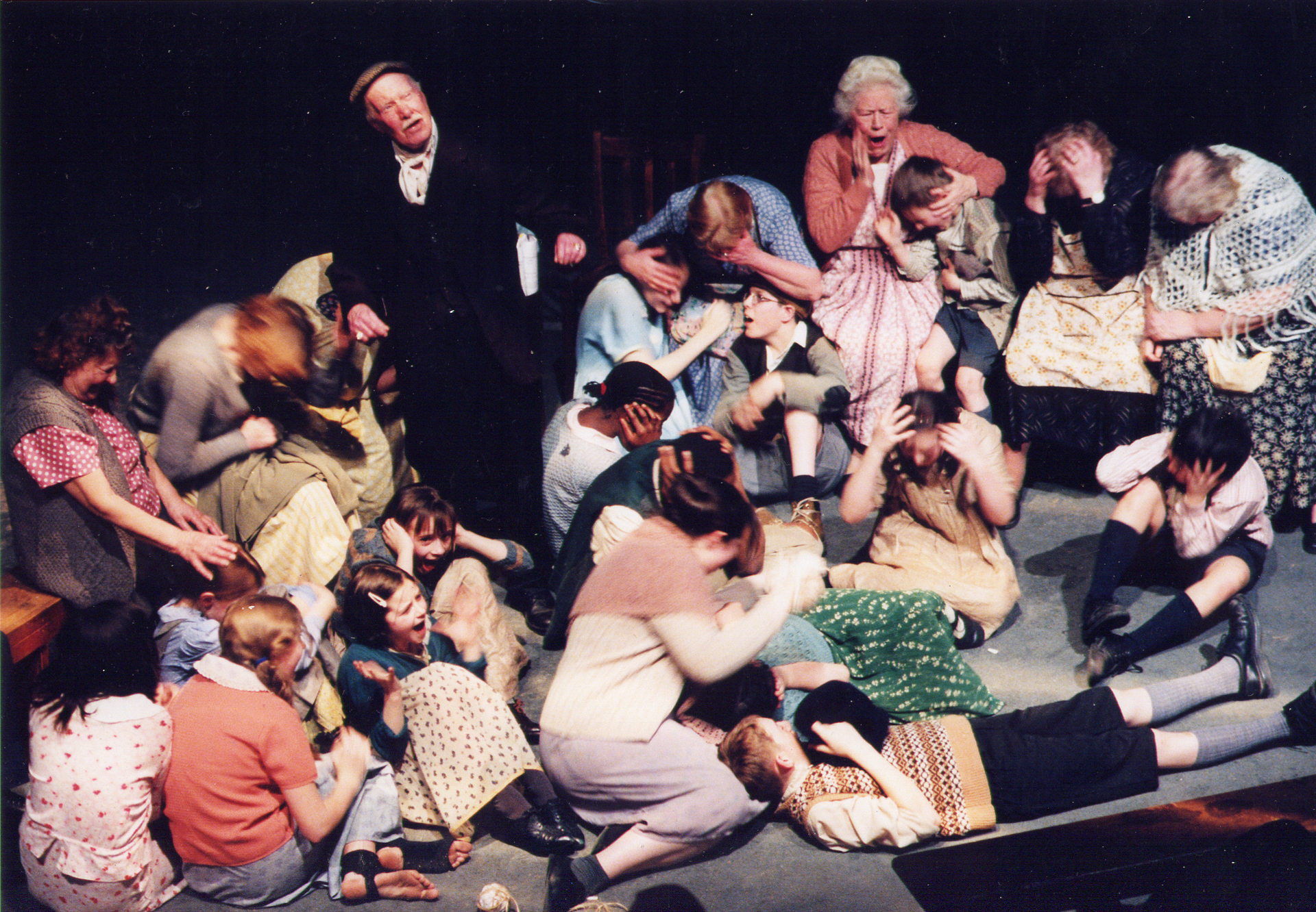 Sharing humanity through reminiscence theatre