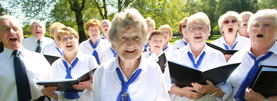 Festivals the path to better ageing